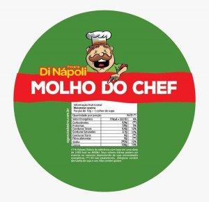 Molho do Chef 80gr