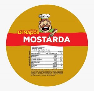 Mostarda Amarela Heinz