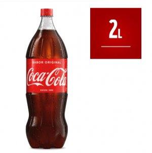 Coca Cola 2 Litros