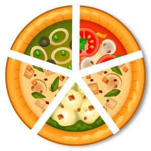 PIZZA GIGANTE C/ BORDA