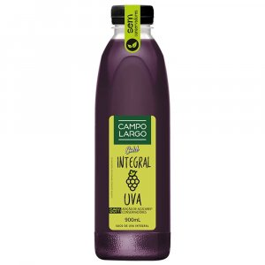 SUCO CAMPO LARGO UVA 900 ML