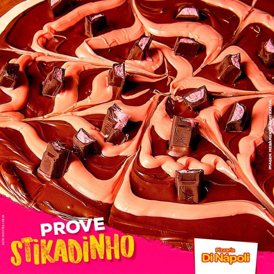 Pizza Broto - Stikadinho