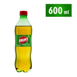 Fruki Guaraná 600ml
