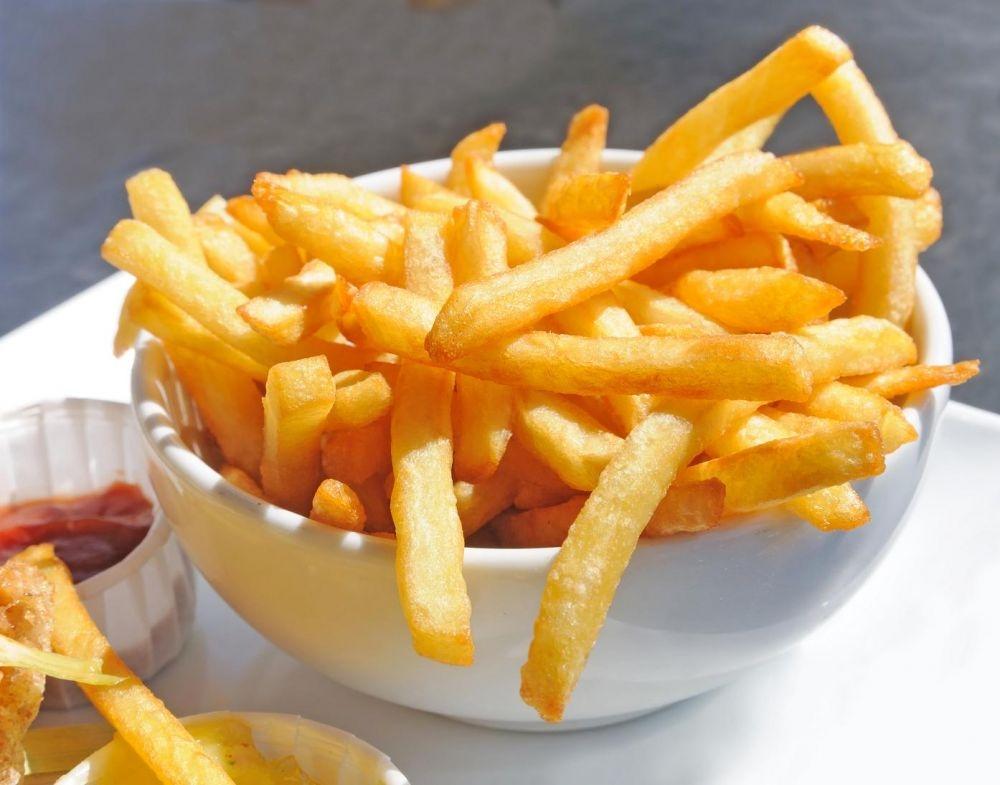 Batata frita (palito)