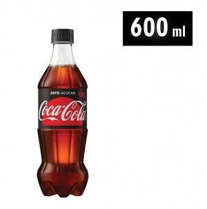 Coca Cola Zero 600 ml