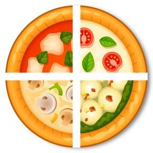 Pizza Grande c/ borda